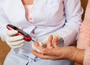 tips elderly diabetes maintenance blessed home
