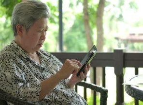 social media and elderly