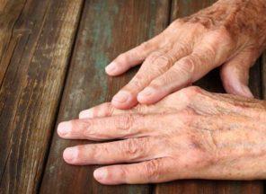 common skin conditions elderly