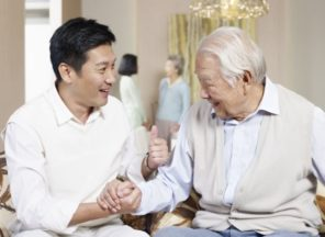difficult conversations elderly parent