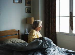 elderly parent coping