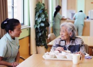 moving to elderly facility sooner than later
