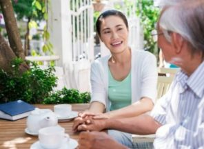 aging parent refuses help