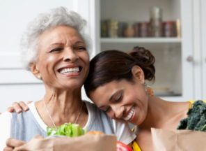 loving without losing caring for elderly parent