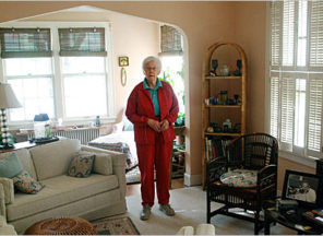 elderly living alone warning signs