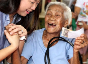 manage finances of elderly parents