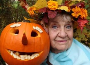 halloween with seniors