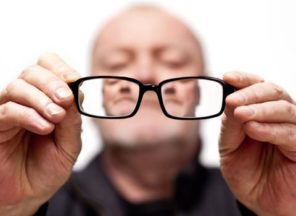 elderly eye problems vision problems