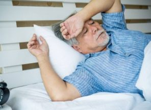 sleep problems in the elderly