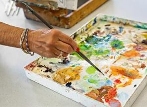 art therapy elderly