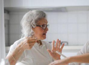 difficult elderly parents