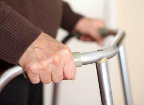 elderly walkers safety tips