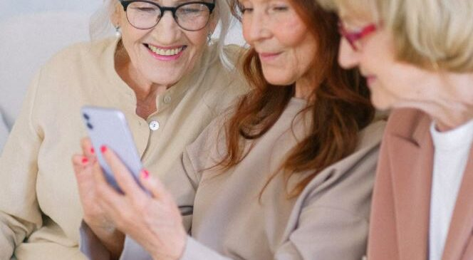 benefits of socialization for seniors