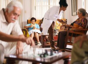 elderly care facility