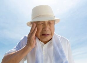 heat stress in elderly