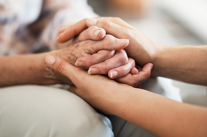 elder care at Blessed Home