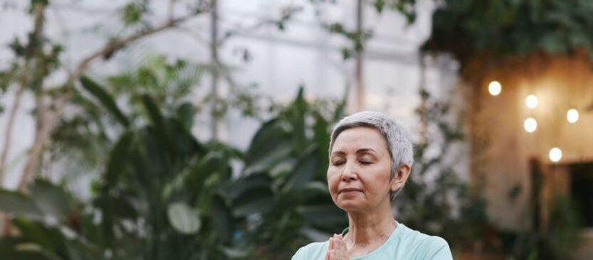 use motion keep elderly active